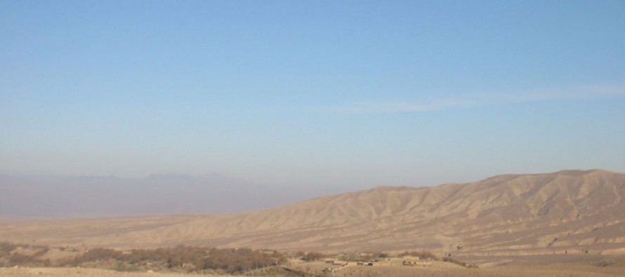 Southwest Afghanistan's Bare Land has Become Home to Up to 2.2 Million People