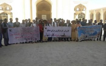 Thousands of Tourists Visiting the Ancient Herat City