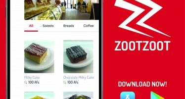Afghans Can Now Order Food & Grocery Online