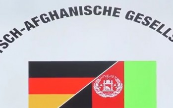 Germany Funds New Infrastructure Project in Afghanistan at AFN 1.5 Billion