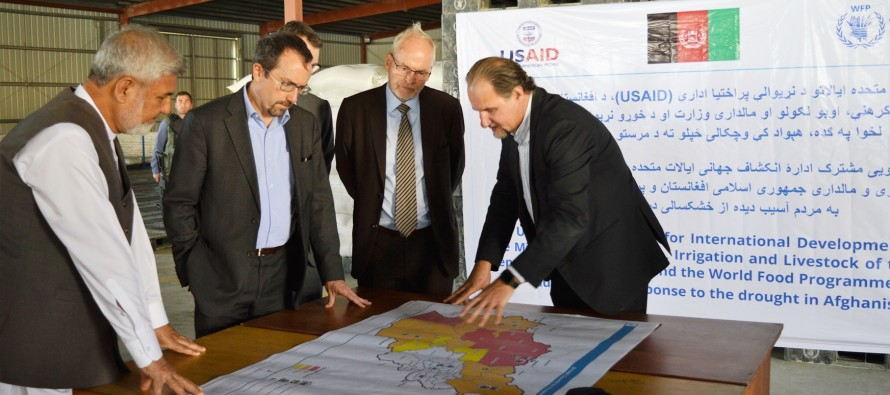 USAID Provides About $44mn To Support Drought Affected People in Afghanistan