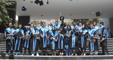 5 Women Among Graduates from Kabul University of Medical Sciences