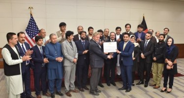 US's SHAHAR Project Supports 30 Municipalities in Afghanistan