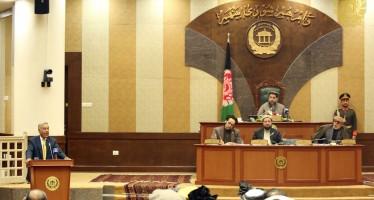 Afghan Finance Minister Updates Senate on National Budget
