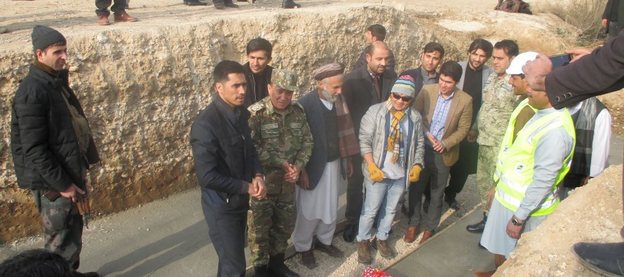 Road Reconstruction to Benefit 22,000 Citizens in Samangan