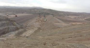 Work on Pashdan Dam in Herat Resumes After 3 Years of Pause