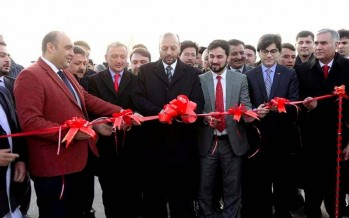 Opening of Air Corridor Linking Afghanistan with Turkey & Europe