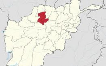 Sar-e-Pul's infra projects kick off