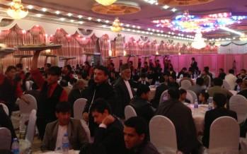 Difficult for Afghan Legislation to Ban Big Budget Wedding