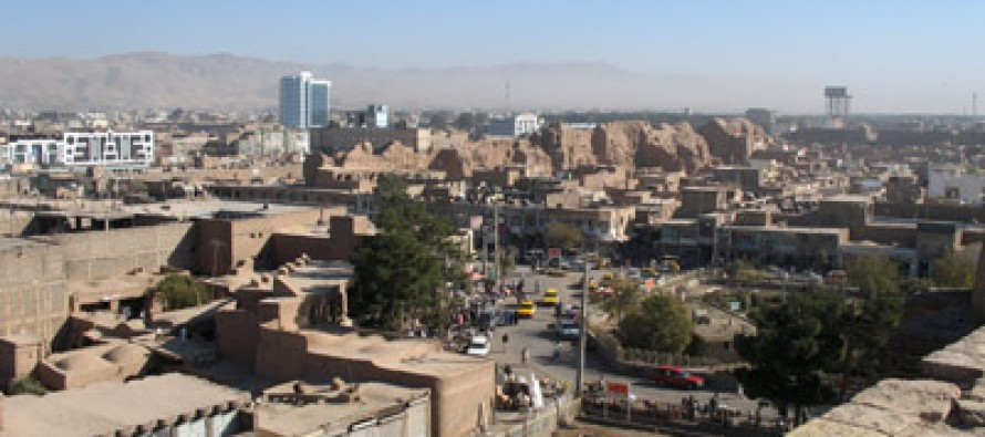 Herat hosts national trade policy conference