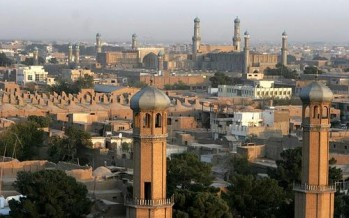 Herat's economy stagnated by the election process