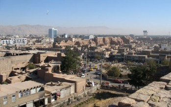 Public Service Projects Launched in Herat