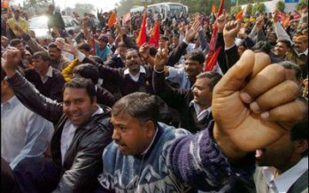 India's Nationwide Strike Against Supermarket Reforms