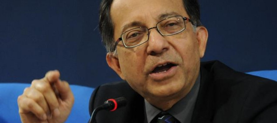 India's Kaushik Basu appointed as World Bank Chief Economist