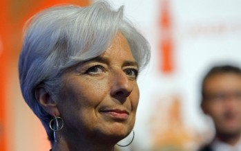 IMF cuts global growth forecast