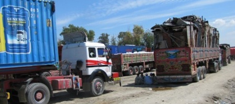 Afghanistan's Exports Down by 21%