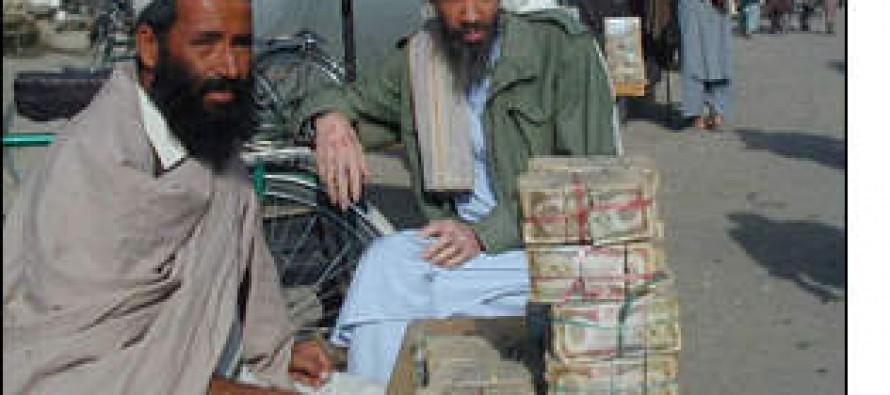 Afghani depreciated against dollar