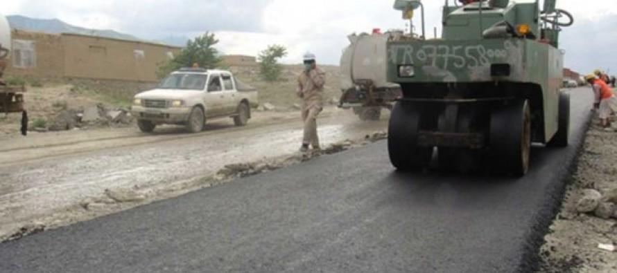 Asphalting of the Herat-Badghis Ring road Begins