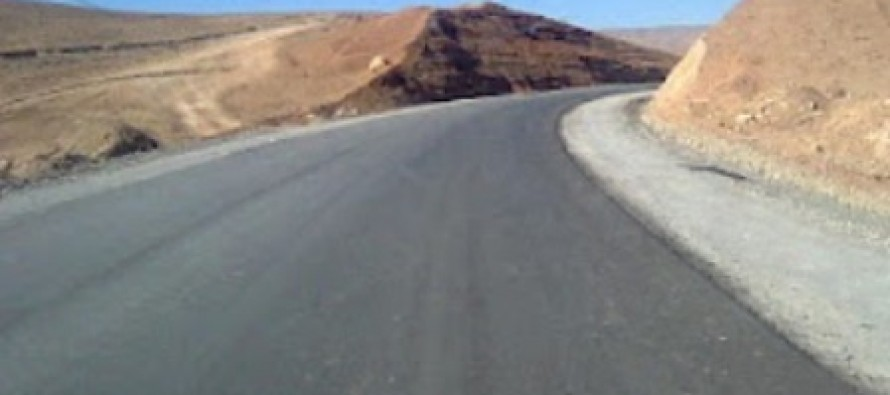 Baghlan-Takhar road built
