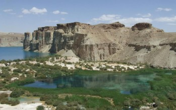 Establishment of health centers in Bamyan province