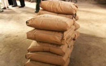 Discovery of a new source of raw cement in Afghanistan