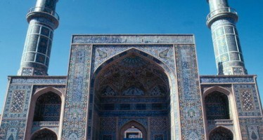 """More than 1000 historical monuments are endangered in Afghanistan"""
