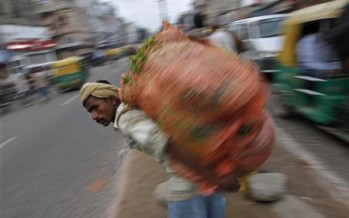 Five things wrong with India's economy
