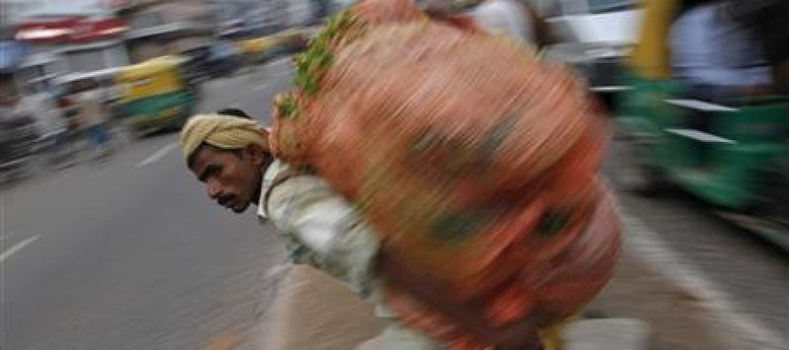 India's inflation rises faster than expectations
