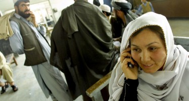 Telecommunications Services Expanding in Rural Afghanistan