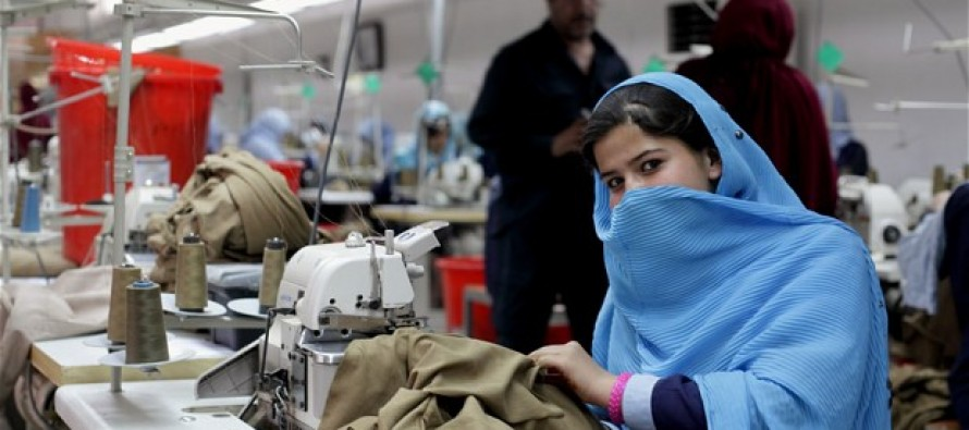 Afghan women face sack at Kabul's factory