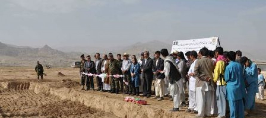 Daikundi province to have its first ever stadium