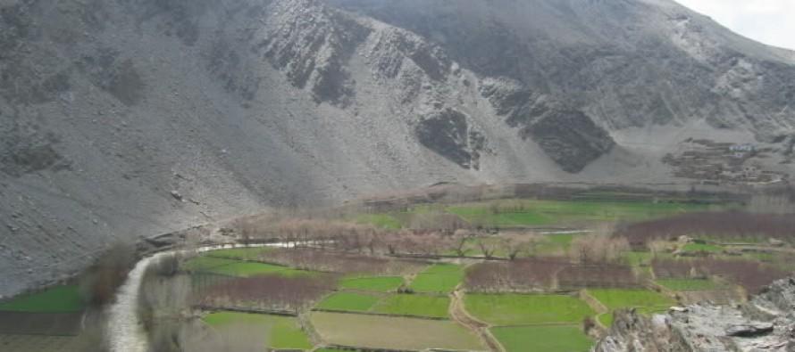 Wardak's key canal inaugurated