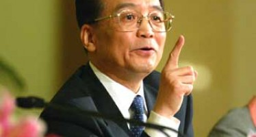 """China's economic growth is still within the target range"" – China's Premier, Wen Jiabao"