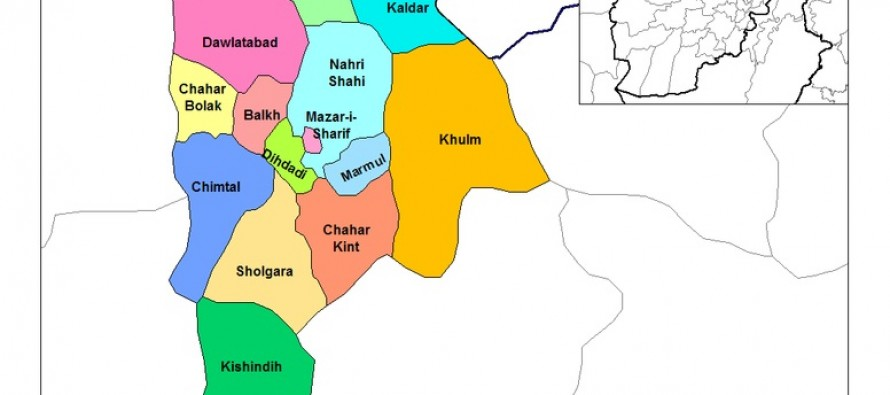 Electrical substation to be built in Balkh