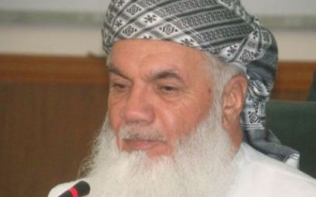 International community does not want construction of major hydroelectric dams in Afghanistan- Energy Minister Ismail Khan