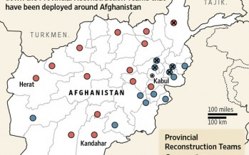 US shutting down PRT's in Afghanistan