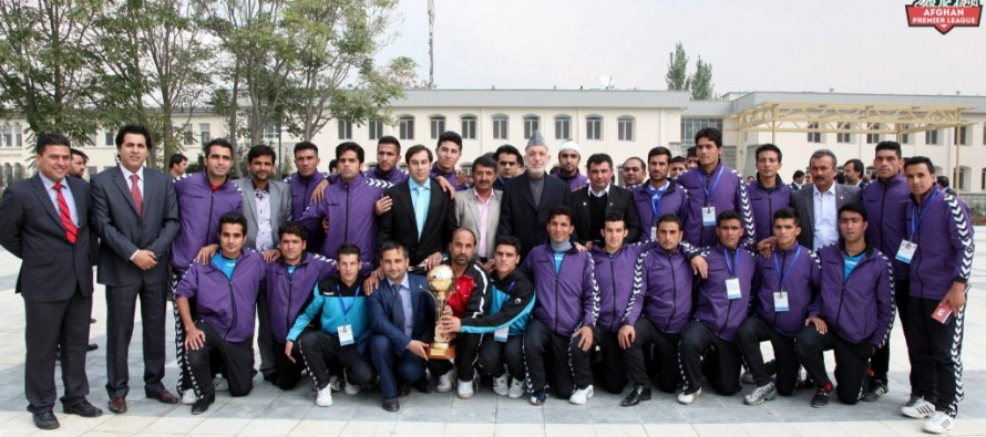 President Karzai meets with APL