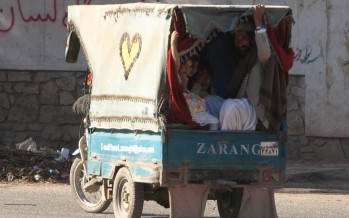 Zarang, the 3-wheeled bike, is a good means of income for low-income families