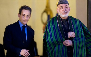 Afghan-French delegation's annual meeting on enforcing French deal