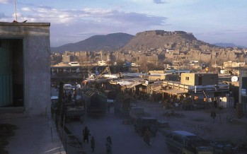 Interference from neighbors led to lost opportunities for Ghazni reconstruction