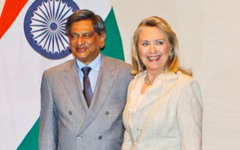 Clinton, Krishna discuss TAPI projects