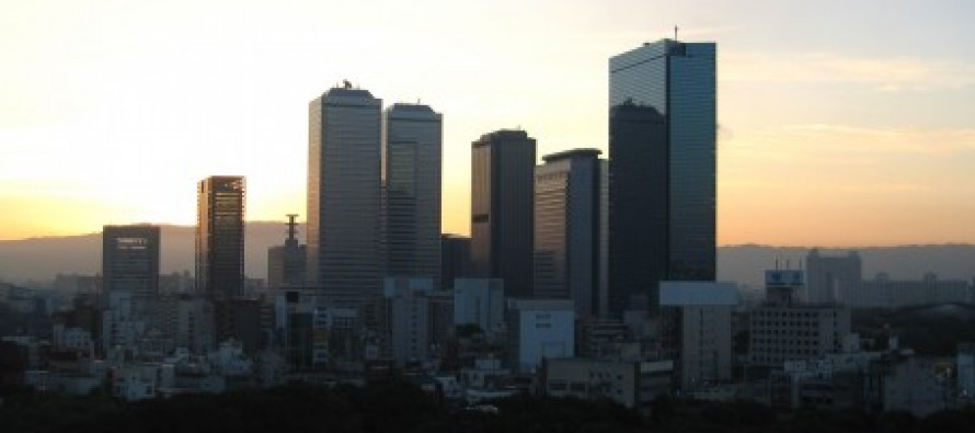 Japanese businesses showing to be more pessimistic than optimistic