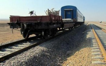 Iran must expedite work on the Herat-Khwaf railroad