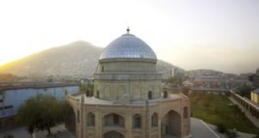 Timur Shah Mausoleum officially opened in Kabul