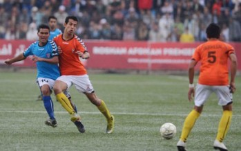 Tofan Harirod takes on Simorgrh Alborz, winning the Final Cup of the Roshan Afghan Premier League