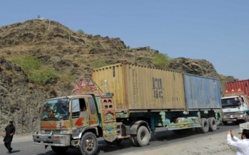 Vehicles laden with fruits and vegetables denied entry to Kabul