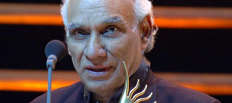 Yash Chopra passed away before the release of his last directorial movie, Jab Tak Hai Jan