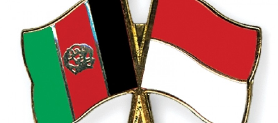 Karzai to sign five pacts with Indonesia
