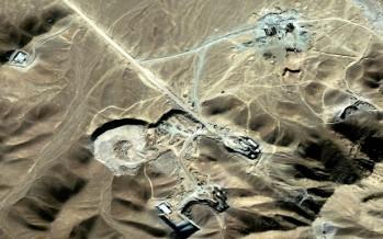 Iran's enrichment of uranium doubles