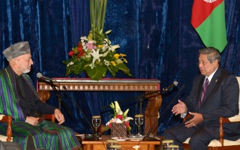 Afghanistan, Indonesia pledge expansion of ties between the two